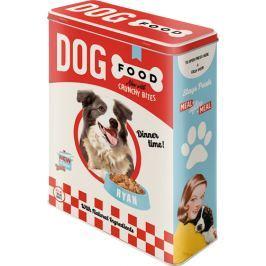 Postershop Plechová dóza Dog Food