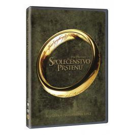 Pán prstenů: Společenstvo prstenu - rozšířená edice (2DVD)   - DVD