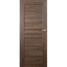 VASCO DOORS Interiérové dveře MADERA plné, model 3, Ořech, A