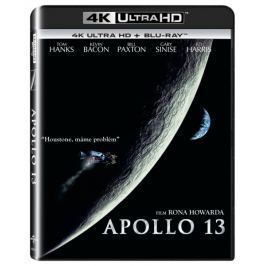 Apollo 13  (2 disky) - Blu-ray + 4K ULTRA HD