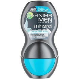 Garnier Antibakteriální kuličkový antiperspirant pro muže (Deo Men Mineral Antiperspirant) 50 ml