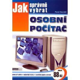 Myslín  Josef: Jak správně vybrat osobní počítač
