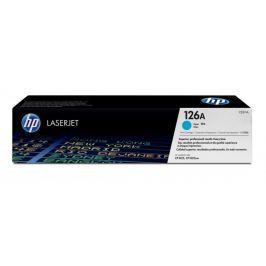 HP toner azurový (CE311A)