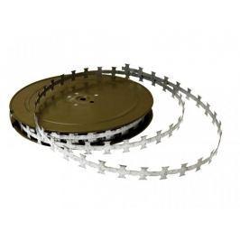 Plochá žiletková páska - šířka pásky 2 cm, balení 50 m