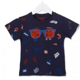 Losan chlapecké tričko 98 tmavě modrá