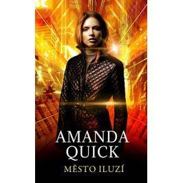 Quick Amanda: Město iluzí