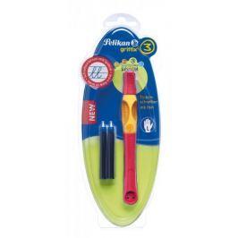 Pelikan Inkoustový roller pro leváky Griffix 3 červený