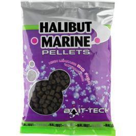 Bait-Tech pelety s dírkou 8 mm 900 g halibut marine