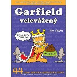 Davis Jim: Garfield velevážený (č.44)