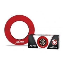 XQMax Darts Surround - červený