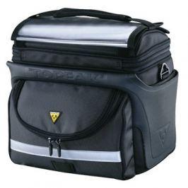 Topeak TourGuide Handle Bar Bag DX černá 7,7 L