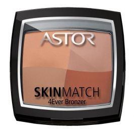 Astor Bronzující pudr Skin Match (4Ever Bronzer) 7,65 g (Odstín 002 Brunette)
