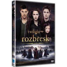 Twilight sága: Rozbřesk 2. část   - DVD