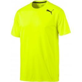 Puma Essential SS Tee Yellow S