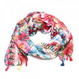 Desigual dámský vícebarevný šátek Foulard Little
