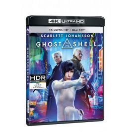 Ghost in the Shell  (2 disky) - Blu-ray + 4K ULTRA HD