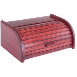 Kolimax box na pečivo 42 cm buk, barva třešeň