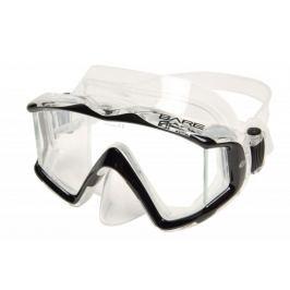 BARE Maska TRIO C třízorníková , černá