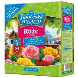 Bohatá zahrada-Hnojivo na růže a trvalky