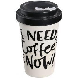 Zassenhaus Eco Hrnek Coffee to go I need coffee now