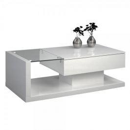 Artenat Konferenční stolek se zásuvkou Ilona, 115 cm