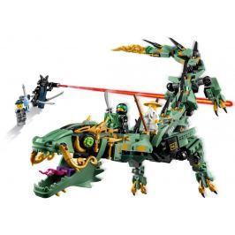 LEGO NINJAGO™ 70612 Robotický drak Zeleného nindži - II. jakost
