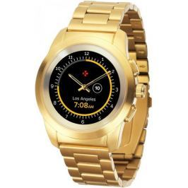 MyKronoz ZeTime Elite Yellow Gold Metal - 44 mm