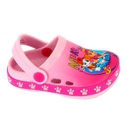 Disney by Arnetta dívčí sandály Paw Patrol 22,5 růžová