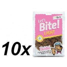 Brit Lets Bite Light 10x150 g