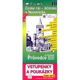 Český ráj - Jičínsko a Novopacko 10. - Průvodce po Č,M,S + volné vstupenky a poukázky