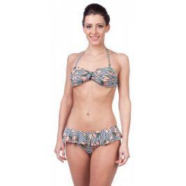 Pepe Jeans dámské plavky Siennas XS vícebarevná