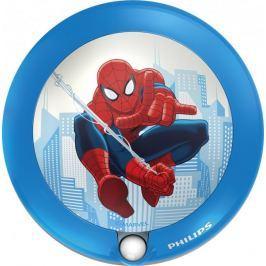 Philips 71765/40/16 noční lampička na baterie Spiderman, LED, senzor