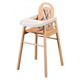 Candide Jídelní židlička Combelle Lili natural