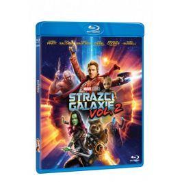Strážci Galaxie Vol. 2    - Blu-ray