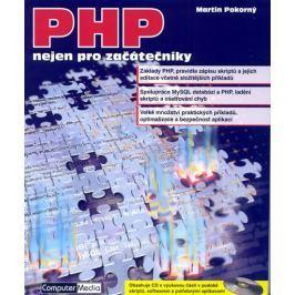 Pokorný Martin: PHP nejen pro začátečníky + CD