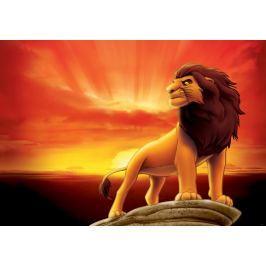 Walplus Fototapeta Lví král 254x184cm