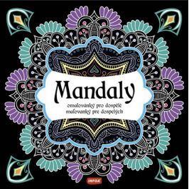 Mandaly - Omalovánky pro dospělé