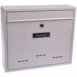 M.A.T. Group schránka poštovní RADIM V 360x310x90mm Bílá
