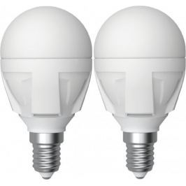 Skylighting LED žárovka mini globe, teplá bílá