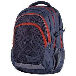 Stil Studentský batoh Carbon