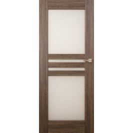 VASCO DOORS Interiérové dveře MADERA kombinované, model 6, Bílá, D