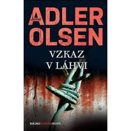 Adler-Olsen Jussi: Vzkaz v láhvi - brož.
