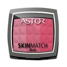 Astor Trio tvářenka Skin Match (Blush) 8,25 g (Odstín 001 Rosy Pink)