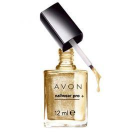 Avon Lak na nehty (Nailwear Pro+) 10 ml (Odstín Cherry Jubilee)