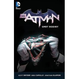 Snyder Scott, Capullo Greg: Batman - Smrt rodiny