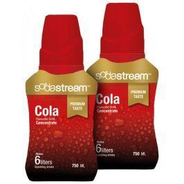 Sodastream Příchuť Cola Premium 2x 750 ml