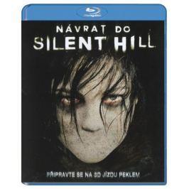 Návrat do Silent Hill 2D+3D (2BD)   - Blu-ray