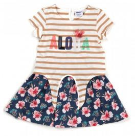 Primigi dívčí šaty 104 vícebarevná