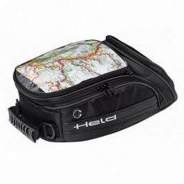 Held motocyklový Tankbag  CASE - objem 6,5l, černý, Magnetický systém