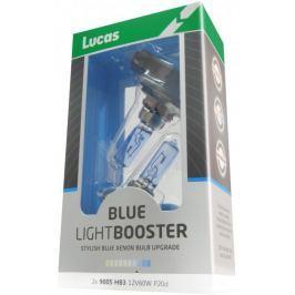 Lucas LightBooster H7 12V 55W Blue 2ks